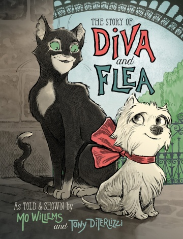 The Story of Diva and Flea Monday November 9th, 2015 There's a Book for That