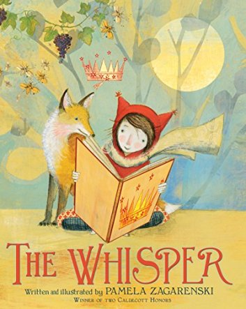 The Whisper Mock Caldecott 2016 There's a Book for That