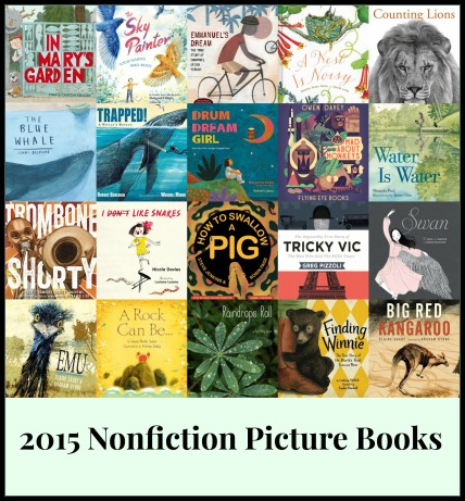 2015 Nonfiction Picture Books 20 favourite nonfiction titles of 2015 There's a Book for That