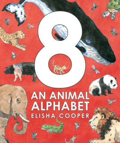 8 an animal alphabet Ten titles I would love to find under the tree There's a Book for That