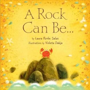 A Rock Can Be Mock Sibert 2016