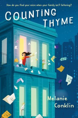 Counting Thyme Twenty 2016 titles your Grade 4 and 5 classroom library must have! There's a Book for That