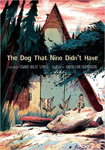 The Dog that Nino didn't have Ten titles I would love to find under the tree There's a Book for That