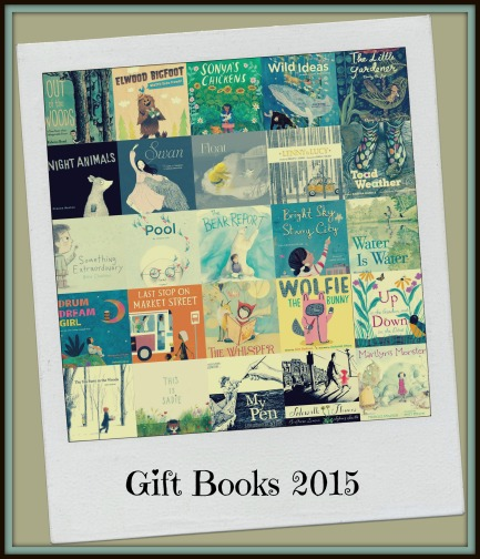Gift Books 2015: 25 books to give this season