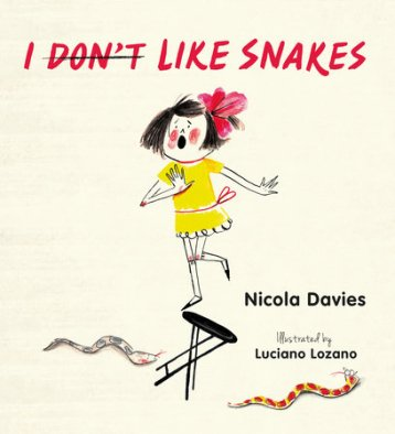 I Don't Like Snakes Nonfiction Picture Book Wednesday and I've been reading . . .