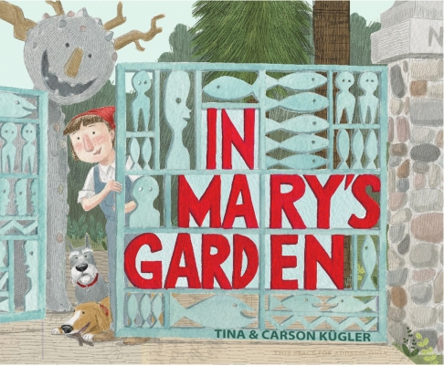 In Mary's Garden Ten titles I would love to find under the tree There's a Book for That