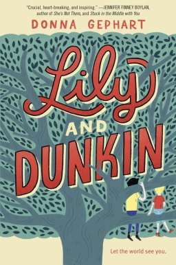 Lily and Dunkin Monday August 15th, 2016 There's a Book for That