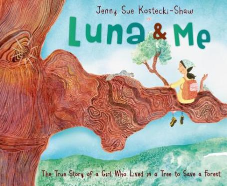 Luna & Me Nonfiction Picture Book Wednesday and I've been reading . . .