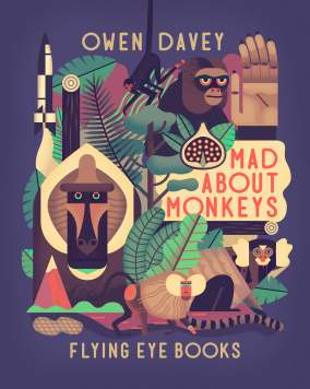 Mad about Monkeys  20 favourite nonfiction titles of 2015 There's a Book for That
