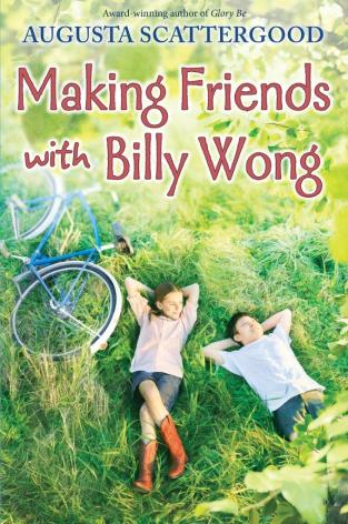 Making Friends with Billy Wong Top Ten Tuesday: Titles that feature wonderful friendships in MG literature There's a Book for That