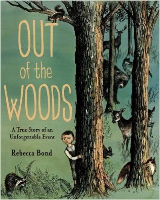 Out of the Woods 2015 Gift Books