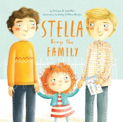 Stella Brings the Family Monday December 28th, 2015 There's a Book for That