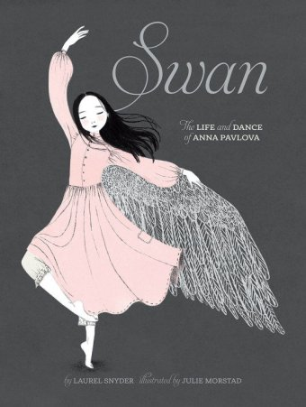 swan the life and dance of anna pavlova Nonfiction Picture Book Wednesday and I've been reading . . .
