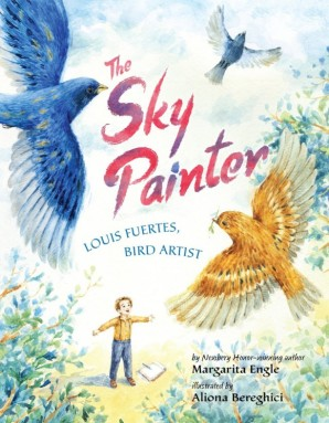 The Sky Painter  20 favourite nonfiction titles of 2015 There's a Book for That