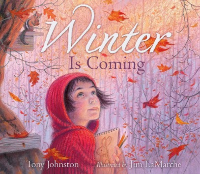 Winter is Coming Monday December 28th, 2015 There's a Book for That