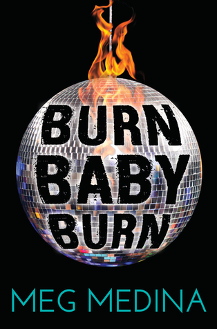 Burn Baby Burn Monday May 23rd, 2016 There's a Book for That