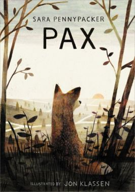 Pax-Sara-Pennypacker Must read novels for 2016