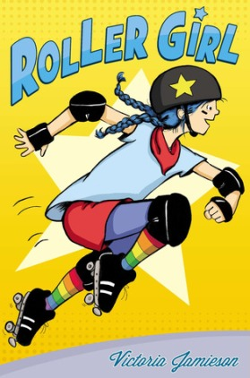Roller Girl Must read novels for 2016