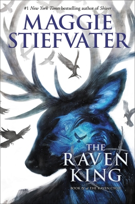 The Raven King Must read novels for 2016