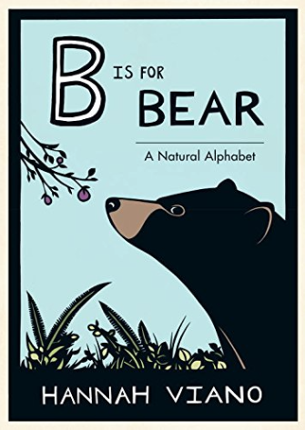 B is for Bear Monday February 22nd, 2016 There's a Book for That