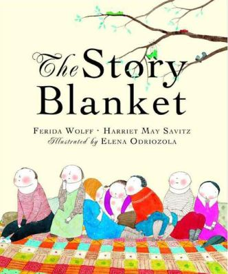 The Story Blanket Monday February 22nd, 2016 There's a Book for That