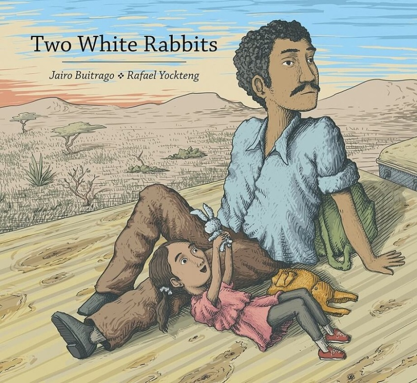 Two White Rabbits