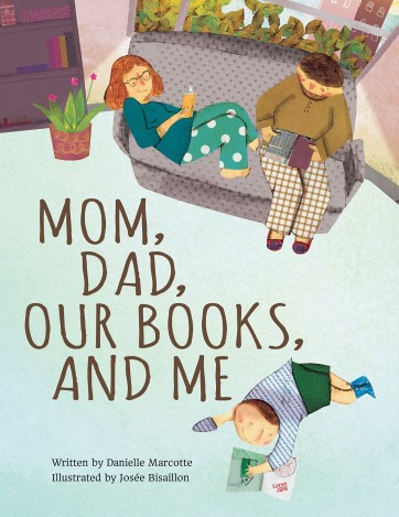 Mom, Dad, Our Books, and Me Monday March 7th, 2016 There's a Book for That #IMWAYR