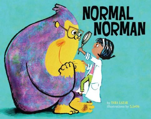 Normal Norman: Questions and Answers with Tara Lazar