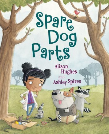 Spare Dog Parts Monday March 28th, 2016 There's a Book for That #IMWAYR