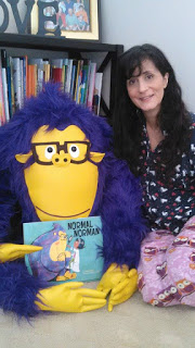 Tara Lazar & Norman - Author Pic