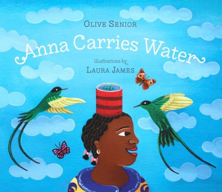Anna-Carries-Water Monday April 18th, 2016 #IMWAYR There's a Book for That