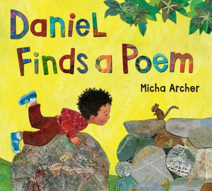 Daniel Finds a Poem Monday April 11th, 2016