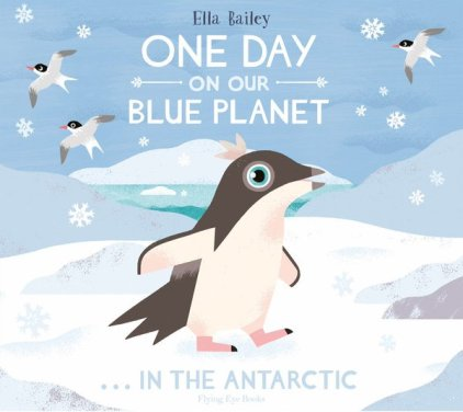 . . . in the Antarctic