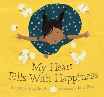 My Heart fills with happiness Monday April 4th, 2016 There's a Book for That