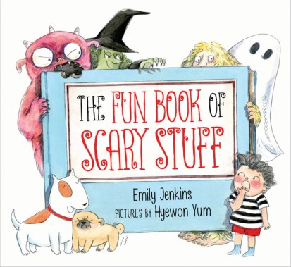 The Fun Book of Scary Stuff Monday April 4th, 2016 There's a Book for That