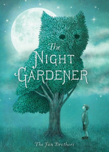 The Night Gardener Monday April 11th, 2016