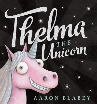 Thelma the Unicorn Monday April 4th, 2016 There's a Book for That