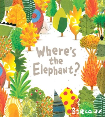 Wheres-the-Elephant Monday April 4th, 2016 There's a Book for That