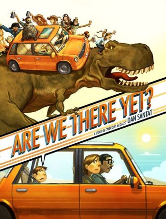 Are we there Yet? Monday May 23rd, 2016 There's a Book for That