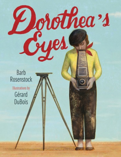 Dorothea's Eyes Nonfiction Picture Book Wednesday: First read alouds in a Grade 4 & 5 classroom