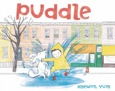 Puddle Monday May 23rd, 2016 There's a Book for That