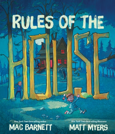 Rules of the House Monday May 23rd, 2016 There's a Book for That