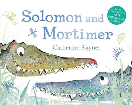Solomon-Mortimer Monday May 30th, 2016 IMWAYR There's a Book for That