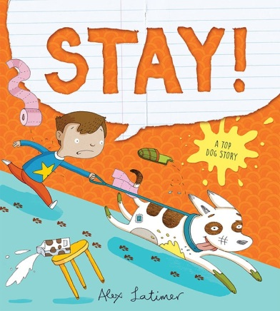 Stay! Monday May 23rd, 2016 There's a Book for That
