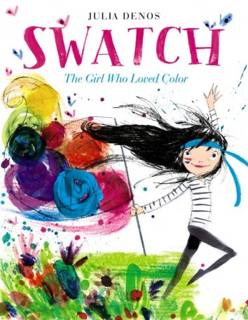 Swatch Monday May 30th, 2016 IMWAYR There's a Book for That