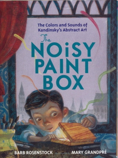 The Noisy Paint Box Monday May 23rd, 2016 There's a Book for That