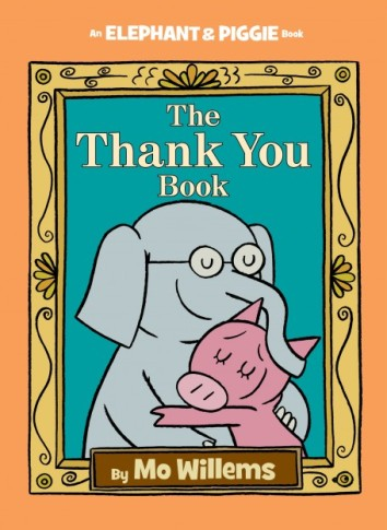 TheThankYouBook Monday May 23rd, 2016 There's a Book for That