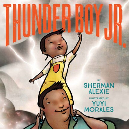 Thunder Boy Jr. Monday May 23rd, 2016 There's a Book for That
