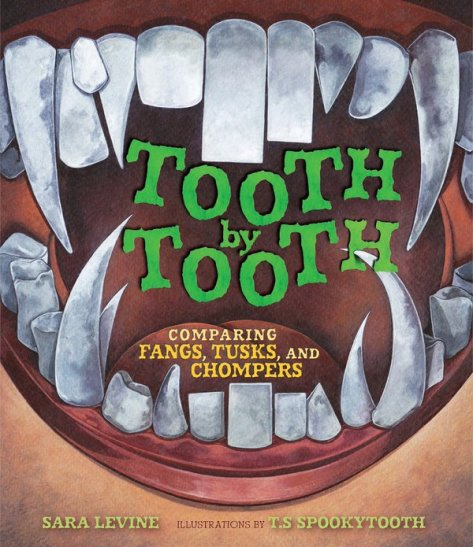 Tooth by Tooth Twenty 2016 titles your Grade 4 and 5 classroom library must have! There's a Book for That