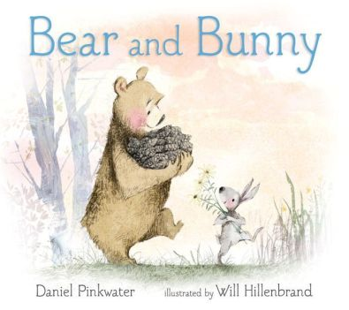 Bear and Bunny Monday June 27th, 2016 There's a Book for That